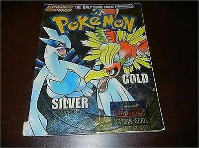 ***pokemon Silver Gold Version Gameboy Strategy Guide***