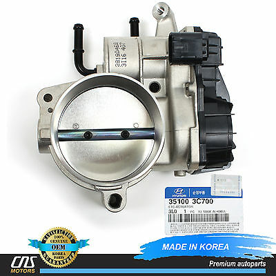 351003C700 Throttle Body for Kia 11-12 Sedona 3.5L Factory OEM NEW