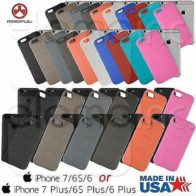 """MAGPUL For Apple iPhone 6 6S 4.7"""" Plus 5.5"""" inch [FIELD] Case Cover MADE IN USA!"""
