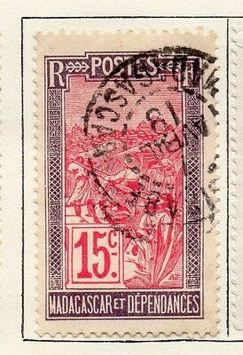 Madagascar and Dependencies 1928 Early Issue Fine Used 15c.  118880