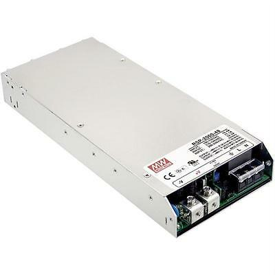 Alimentation 1200W 12V 100A ; MeanWell, RSP-2000-12