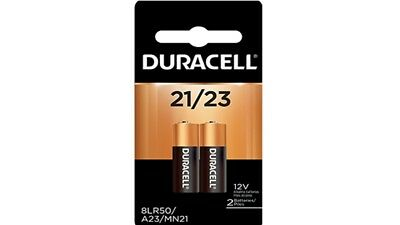 2 Pack Duracell A23 23A 12V MN21 MN23 23AE 21/23 MN21/A23 Batteries