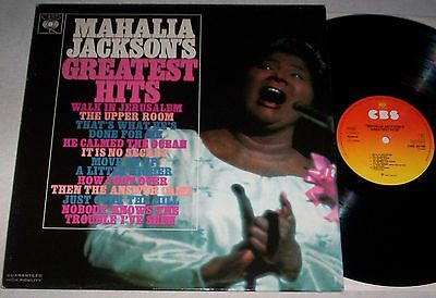 Mahalia Jackson - Greatest Hits - Lp - 1963 - Nl