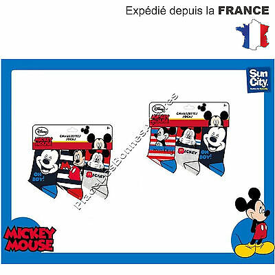 Chaussette Enfant MICKEY MOUSE Lot de 3, 6, 9 Paires Assortie NH4960 !!!