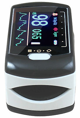 Wireless CMS-50E OLED Fingertip Pulse Oximeter