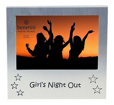 GIRL\'S NIGHT OUT Picture Frame 3.5 x 5\