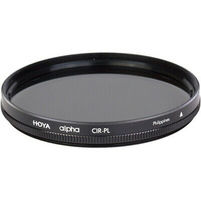 Hoya ALPHA 77mm Circular Polarizer CPL Digital Lens Filter US Dealer C-ALP77CRPL