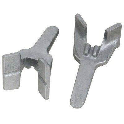 Kraft Tool Aluminum Bricklayers Corner Blocks 1 Pair Made in the USA 21501