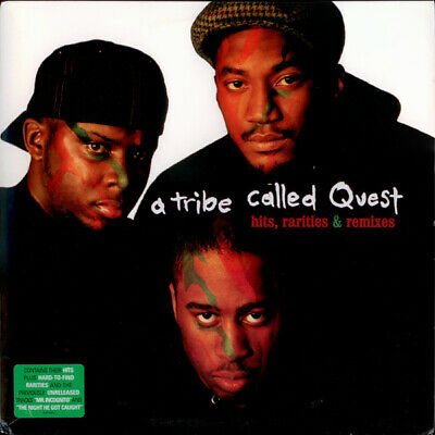 A Tribe Called Quest Hits Rarities & Remixes Compilation vinyl 2 LP NEW/SEALED