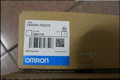 NEW Omron C200H Serial C200HW-PA204S PLC Power Supply Unit 809U1
