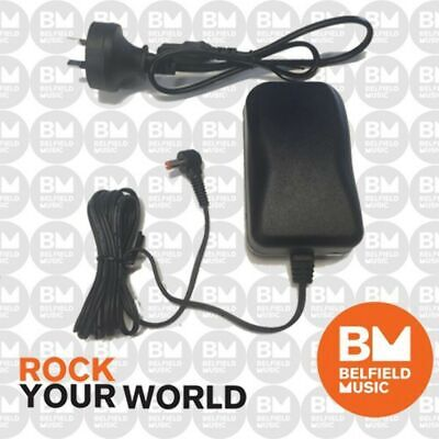 Casio AD-A12150 Power Adaptor 12 Volts - 1.5 Amps  - AD-A-12150 - Belfield Music