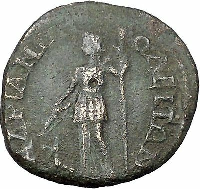 GORDIAN III 238AD Hadrianopolis in Thrace ARTEMIS STAG ANcient Roman Coin i47224