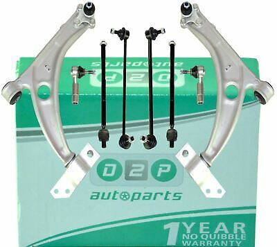 For Vw Passat 3C5 3C2 B6 Front Lower Suspension Wishbone Track Control Arms Kit