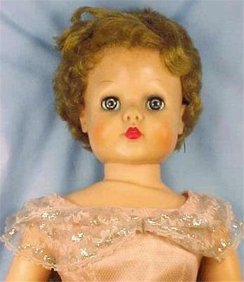 Vintage Sweet Rosemary Doll Deluxe Toys Reading 30 inch Vinyl A Beauty