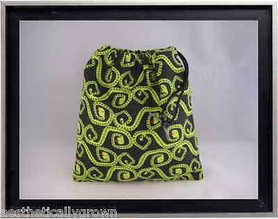 Gymnastics Leotard Grip Bags / Slithery Snakes Gymnast Birthday Goody Bag