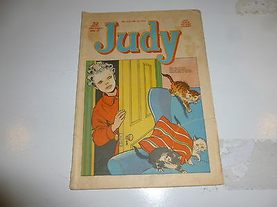 JUDY Comic - No 215 - Date 22/02/1964 - UK PAPER COMIC