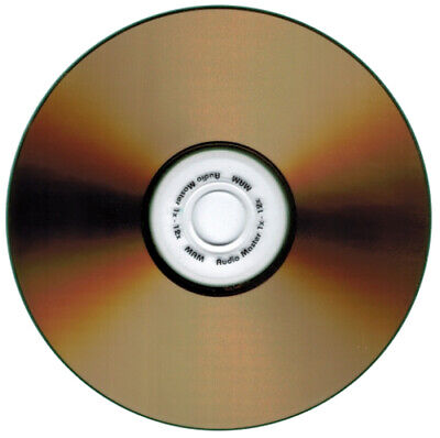 10-Pak =GOLD ARCHIVAL= 74-Min =AUDIO MASTER= DIGITAL-AUDIO CD-Rs by MAM-A, 11498
