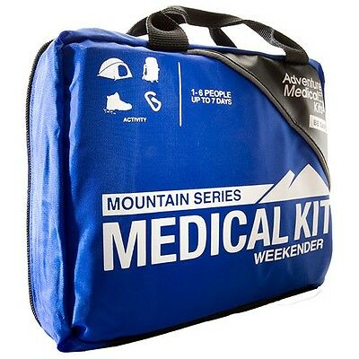 Adventure Medical Kits Mountain Series Weekender Adventure Motorcycle First Aid