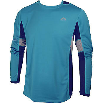 More Mile More-Tech Long Sleeve Mens Running Top