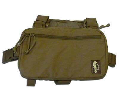 Hill People Gear Runner's Kit Bag (COYOTE) Concealed Carry Survival Kit