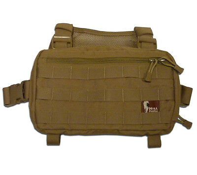 Hill People Gear Recon Kit Bag (COYOTE) Concealed Carry/Survival Kit