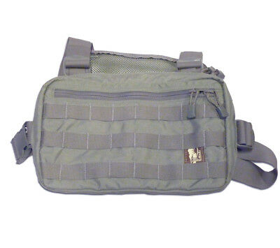 Hill People Gear Recon Kit Bag Foliage Grey Concealed Carry Survival Kit