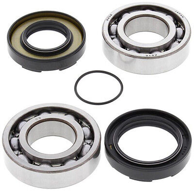 All Balls Racing Crankshaft/Main Bearing & Seal Kit 24-1026 Crank Bearing