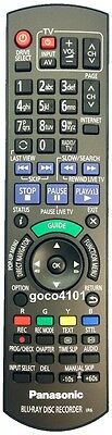 N2Qayb000977 Original Panasonic Blu-Ray Remote Dmr-Bwt740 Dmr-Bwt945 Genuine New