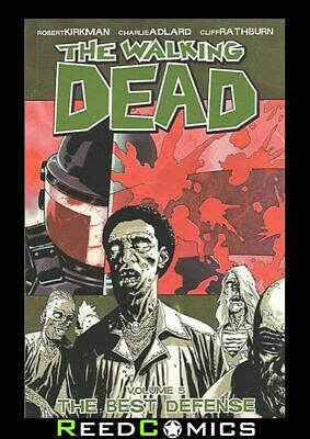 THE WALKING DEAD VOLUME 5 GRAPHIC NOVEL New Paperback Collects Issues #25-30