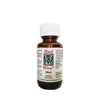 Bud Wise Pollen Remover - 50ML | Female Hormone | Concentrate Budwise