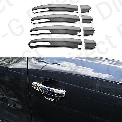 Stainless Steel Chrome Door Handle Covers VW Tiguan Skoda Yeti