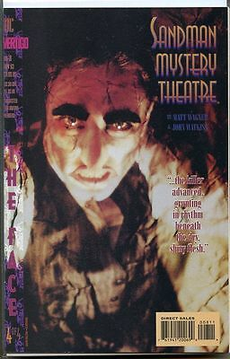 Sandman Mystery Theatre 1993 series # 8 near mint comic book