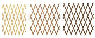 Expanding Wooden Garden Wall Fence Panel Plant Climb Trellis Support 6Ft X 2Ft