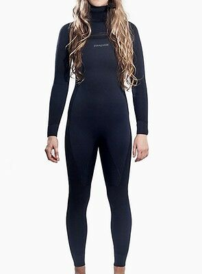NWT NEW  625 Patagonia Women s 5 4 3 mm R4 Hooded Wetsuit XL 12 ... 3d76ff036