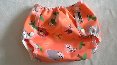 Motherease Airflow wrap popper fasten small med large Xlrg Savanna! Nappy wrap