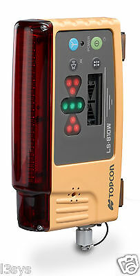Topcon LS-B10W Mag Mount Rotating Laser Level Detector with Priority Mail