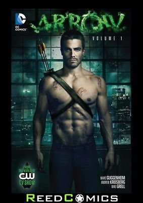 ARROW VOLUME 1 GRAPHIC NOVEL New Paperback Collects Issues #1-6 (TV Green Arrow)