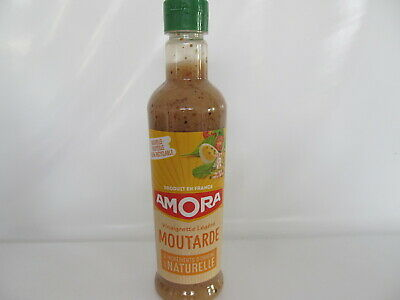 Amora Moutarde Senf Dressing Vinaigrette 450 ml