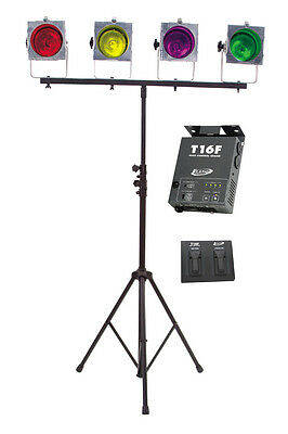 American DJ LS60A Portable Lighting Package STORE DEMO