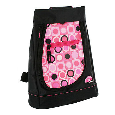 Thermos In. Raya In. Black & Pink Sling Pack Lunch Kit - Cute