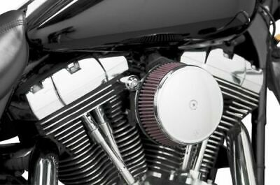 Arlen Ness Chrome Big Sucker Air Cleaner w/ Cover 1999-2014 Harley 18-321