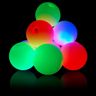 70mm Rechargeable Glow Juggling Balls