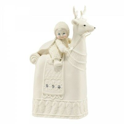 Snow Babies - The Reigning Reindeer - 4043519 - New - Boxed