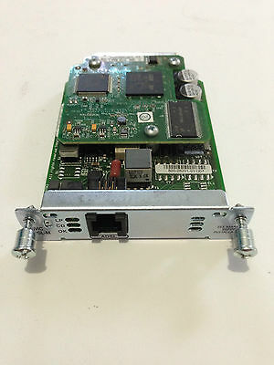 Cisco HWIC-1ADSL-M Interface Card ADSL2+ M