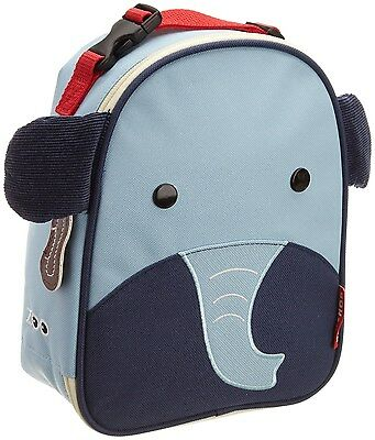 Skip Hop Zoo Lunchie Insulated Lunch Bag, Elephant