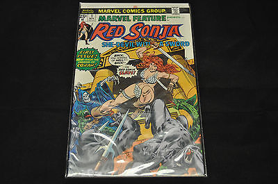 Red Sonja LOT - Marvel Feature, Red Sonja & Extras! - 1975 (Grade 6 to 8.5) WH