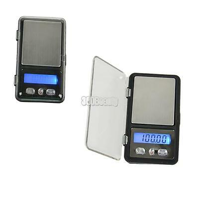 Mini Small Digital Pocket Scale 100g x 0.01g Weight Jewelry Coin Precision B5UT