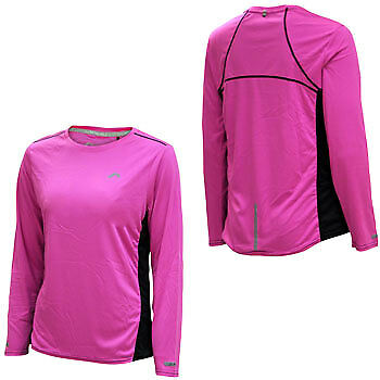 More Mile More-Tech Junior Long Sleeve Running Top