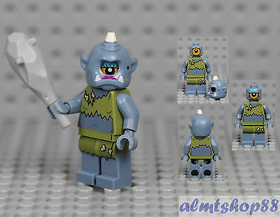LEGO Series 13 - Lady Cyclops 71008 Minifigure One-Eyed Monster Collectible CMF
