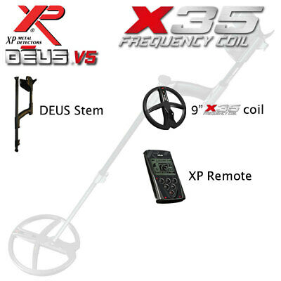 "XP Deus Lite V4 with 9"" Coil & Remote"